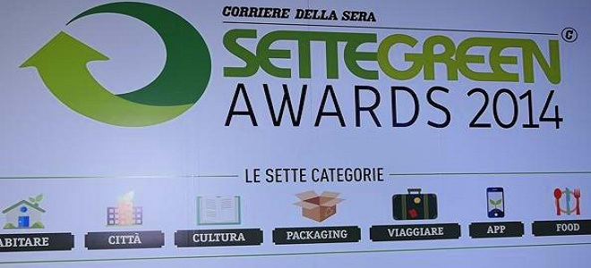 7 green awards