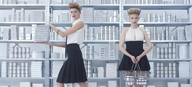 Aluminium fashion and food