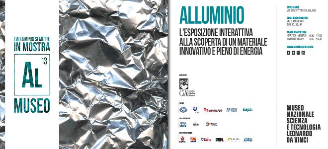 alluminio - museo scienza milano
