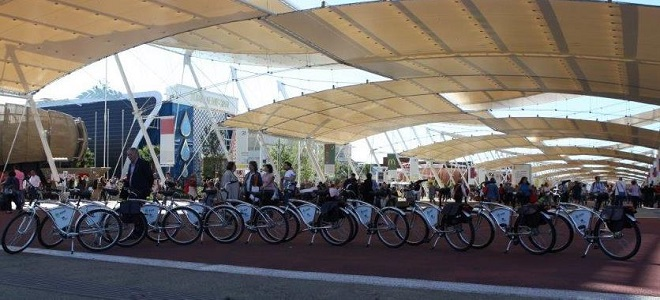 EXPO RICICLETTE