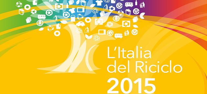 presentazione italia del riciclo 2015