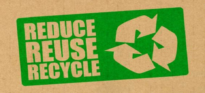 reduce riuse recycle