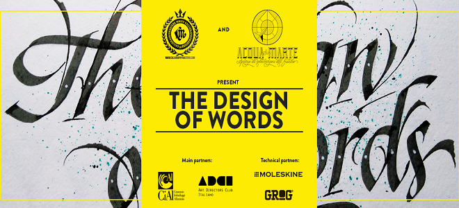THE DESIGN OF WORDS - NEWS