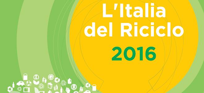 presentazione italia del riciclo 2016 - dicembre