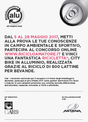 ricicloamatore 2017 postcard retro