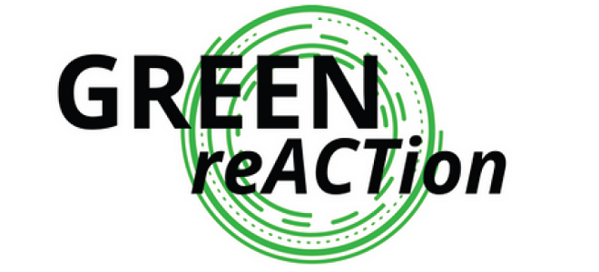 green reaction