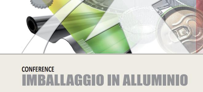 CONFERENCE IMBALLAGGIO IN ALLUMINIO 2019
