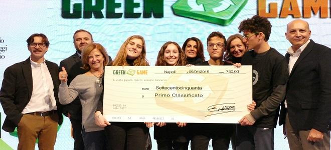 GREEN GAME CAMPANIA LA FINALE