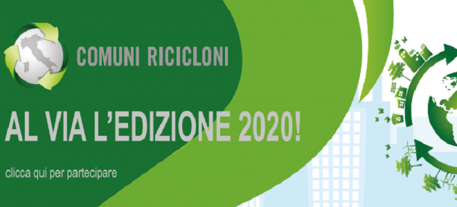 comuni riciclo 2020